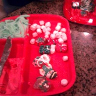Fun things to do with kids in CT, Christmas craft to do with kids in CT